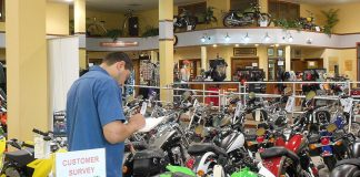 7 Guys You Will Meet in a Motorcycle Dealership
